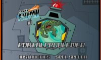 Danny Phantom Portal Problem