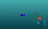 Fantasy Submarine Game