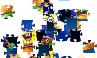 Sponge Bob 1 Jigsaw Puzzle