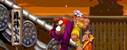 Garou Densetsu VS Street Fighter. Mark of the Arts