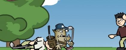Gavin the Golf Goblin 2