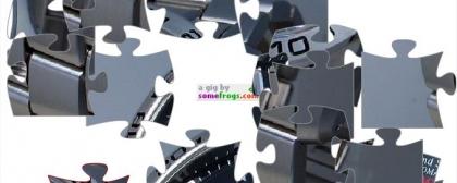 Seiko Watch Jigsaw Puzzle