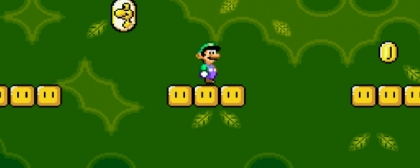 Luigi's Island