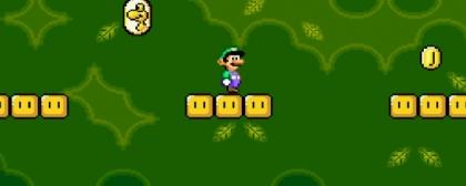 Luigi's Island