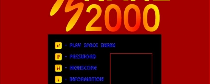 Space Snake 2000