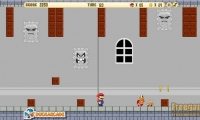 Adventure of Super Mario Castle