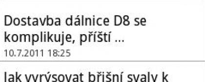 České zpravodajství