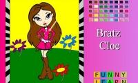 Bratz Cloe Coloring 2