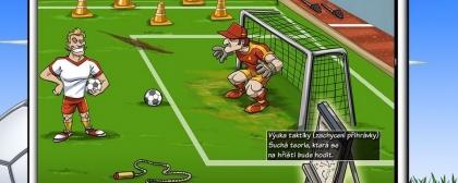 Soccer Star - fotbal s nadhledem a vtipem
