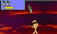 Yoda Platform Game
