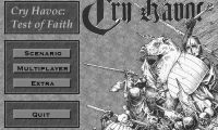 Cry Havoc: Test of Faith