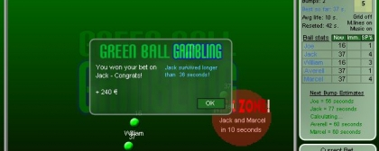 Green Ball Gambling