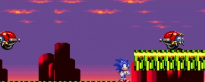 Sonic Blast In Time Zone 3