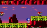 Sonic Blast In Time Zone 3