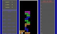 Tetris (Miloš Kolman)