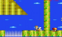 Tails Flight To The Future Zone 2