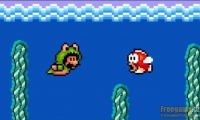 SMB3: Marios Time Off