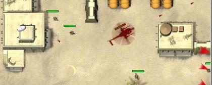 Desert Fire Online