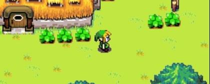 The Legend of Zelda: The Seeds of Darkness