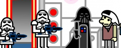 Star Dudes: Episode IV: A New Dude