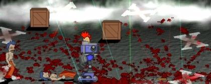 Zombie Smashers X 2: Punx and Skins