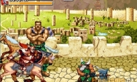 Golden Axe - The Curse of Death Adder