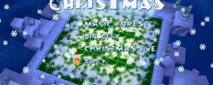 Pac-Manic Christmas
