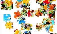 Winnie the Pooh 2 Jigsaw Puzzl