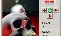 Free Halloween Horror Tetris