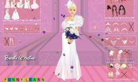 Barbie Wedding Dress Up