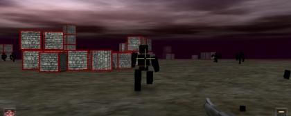 Kill BlockMen