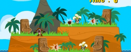 Taz´s Tropical Havoc Twister Island