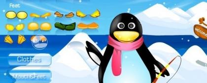 Penguin Dress Up