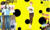 Fashion Girl Dress Up Game 1