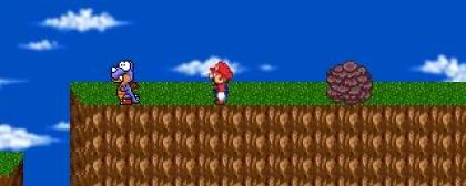 Super Mario PC Challenge 3