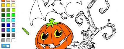 Color Halloween