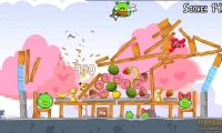 Angry Birds Seasons - Valentine