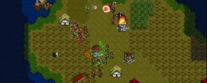 Freecraft: The War Begins
