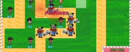 Ninjas vs Pirates TD 3