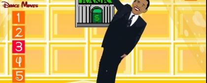 Dancing Obama