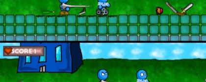 ZoMGman! Battle Arena