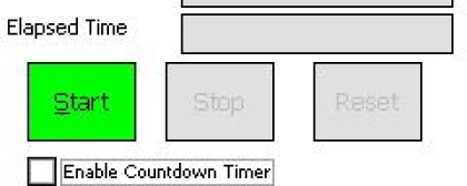 Windows Mobile StopWatch