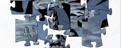 I Love Batman Jigsaw Puzzle