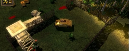 Humvee Shootout