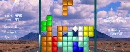 Tetris xp!