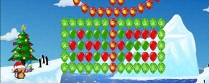 Bloons 2 Christmas Pack