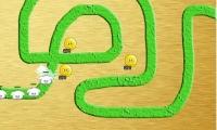 Emoticon defense expansion map
