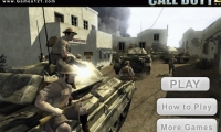 Call of Duty 2 - Flash Version