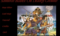 Samurai Blades: On Deadly Ground