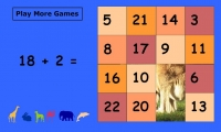 Math Puzzle Game